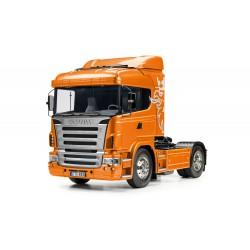 Tamiya 1/14 RC LKW Scania R470 Highline (Orange Edition)