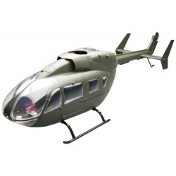 Hirobo Fuselagem Uh-72A Lakota para SRB SG2 Pintada