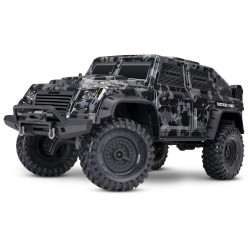 Traxxas TRX-4 Tactical Unit Rapid-Response Vehicle 1/10