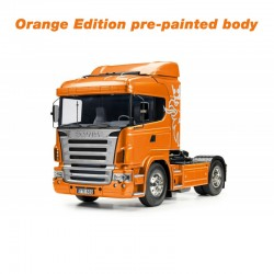 Tamiya 1/14 RC LKW Scania R470 Highline (Orange Edition)