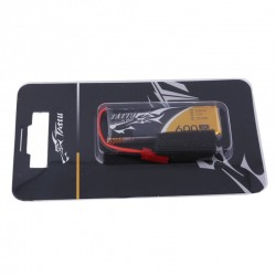Tattu 600mAh 3.7V 30C 1S1P Lipo Battery Pack with JST Plug (1 pcs/pack)
