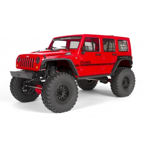 Axial SCX10 II 2017 Jeep Wrangler Unlimited CRC 1/10 Electric 4WD RTR