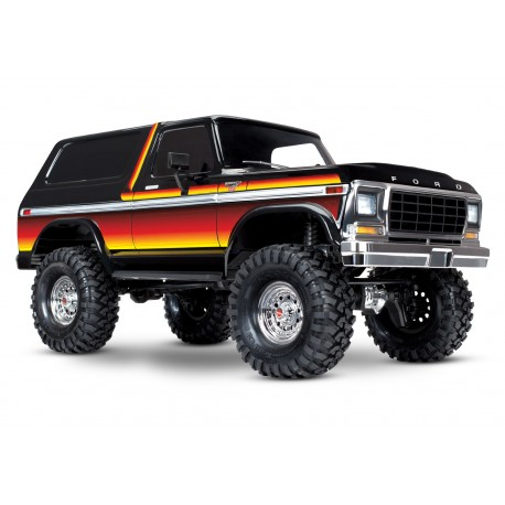 Traxxas TRX-4 Ford Bronco Ranger XLT 1/10 Electric 4WD
