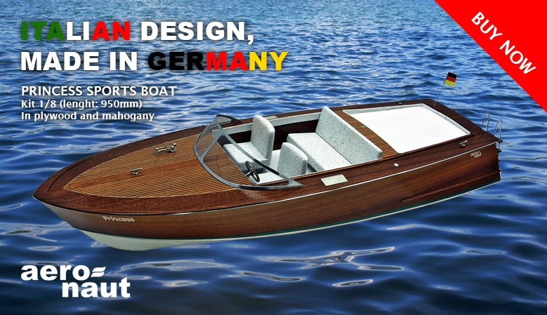 AERONAUT Princess Sports Boat