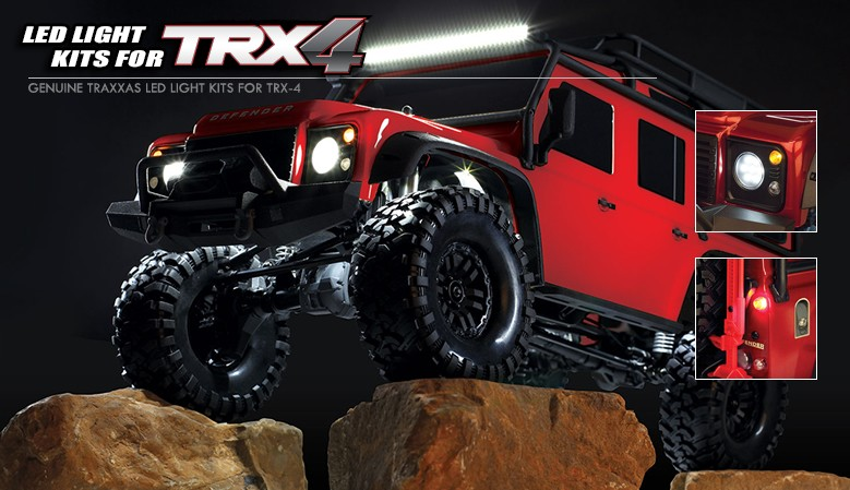 Led Lights Kits for TRX-4