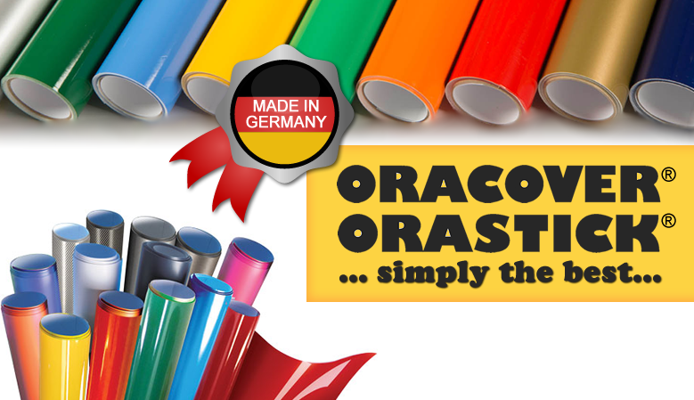 Oracover | Orastick ...simply the best...