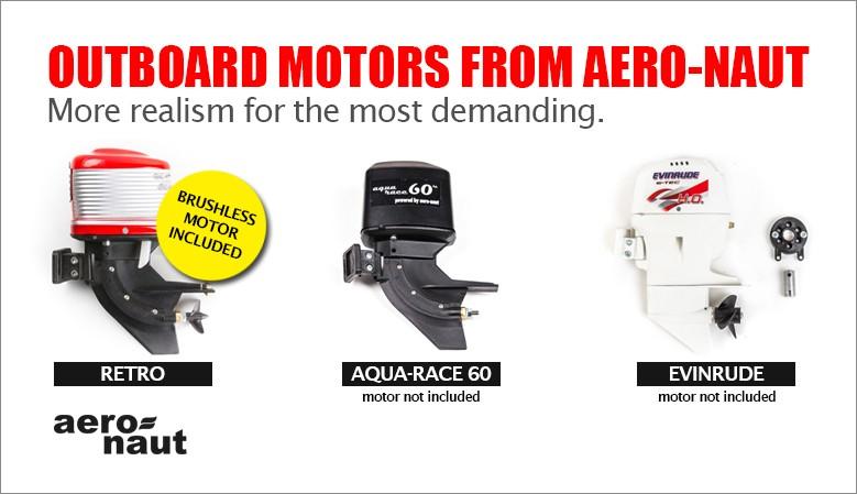 Outboard motors from AERO-NAUT