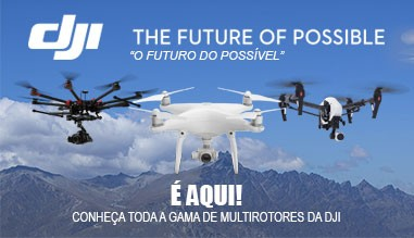 DJI The Future of Possible
