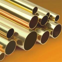 Graupner Hard Brass Tubing 2/1,2 mm