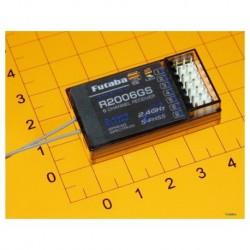 Futaba R2006GS 2,4 Ghz FHSS 6 Channels