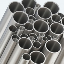 Graupner Tubo de Alumínio 9/8,1 mm
