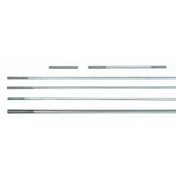 Graupner M2 Threaded Rod, 225mm