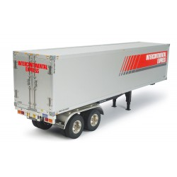 Tamiya 1/14 US Container Semi-trailer Kit