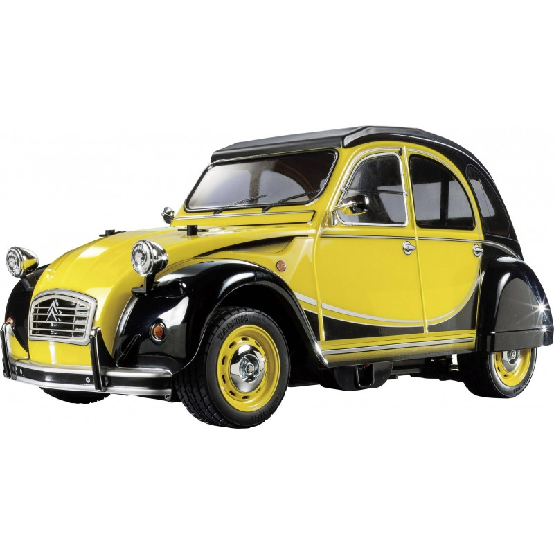 tamiya 1 10 rc citroen 2cv charleston m 05. Black Bedroom Furniture Sets. Home Design Ideas