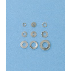 Graupner Bearing Shims 3,2/7x0,5mm (10 pcs)