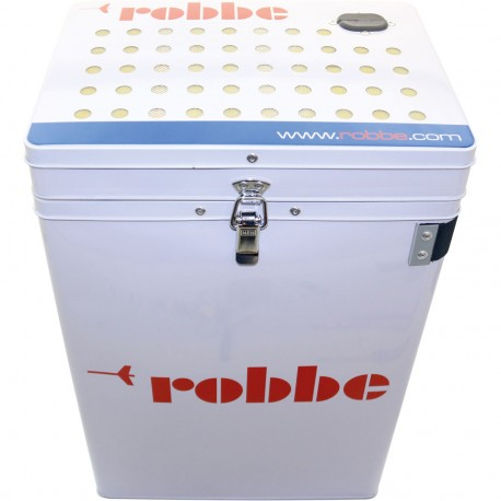Robbe Ro-Safety XL LiPo Vault Transport and Storage Case LiPo Battery Packs