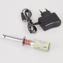 HobbyTech Glow Starter 1800mAH w/ 230V Charger