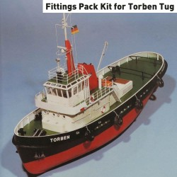 Aero-Naut Fittings Pack Kit for Torben Tug