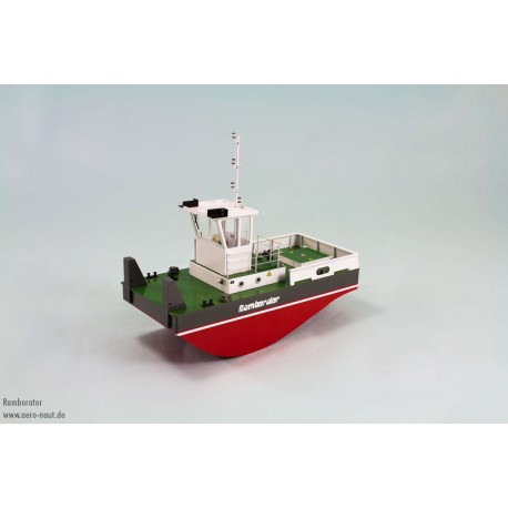 Aero-Naut Ramborator Springer Tug Boat Wooden Kit