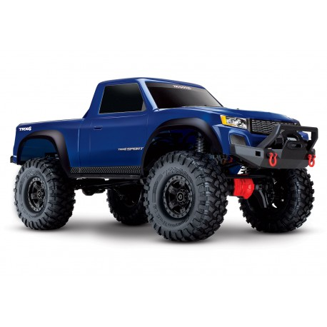 Traxxas TRX-4 Sport 1/10 Electric Truck 4WD Blue