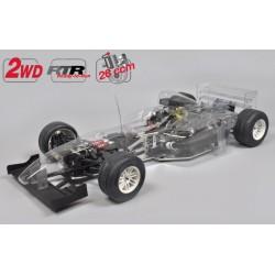 FG Formula 1 Sportline 26cc Radio 2,4Ghz 2WD 1/5 Clear Body RTR