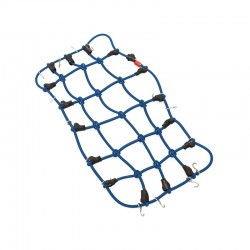 Hobbytech Luggage & Safety Net Blue 190x100mm