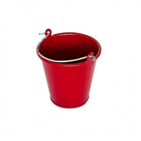 HobbyTech Bucket Red Metallic