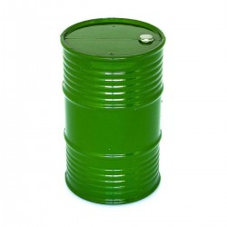 HobbyTech Oil Barrel Plastic Large Green