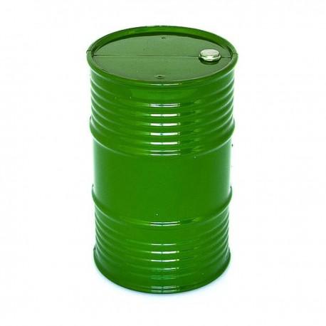 HobbyTech Oil Barrel Plastic Large Green
