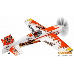 Multiplex Extra 330 SC Orange ARTF