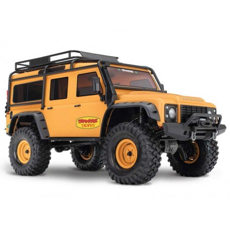 Traxxas TRX-4 Land Rover Defender Camel Trophy Edition 1/10 Crawler
