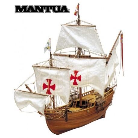 Mantua Model Caravela Pinta 1/50