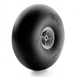 Topmodel Airtop Pneumatic Balloon Wheel D180 mm Pair with Bearings