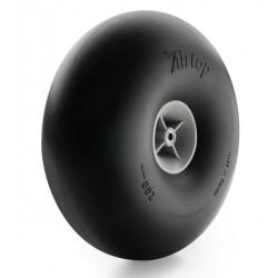 Topmodel Airtop Pneumatic Balloon Wheel D200 mm Pair with Bearings