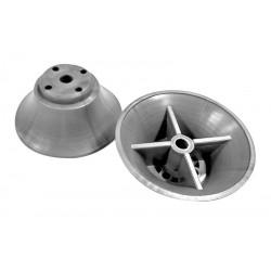 Topmodel Spare Rim for Balloon Wheel D140/160/180/200 2pairs