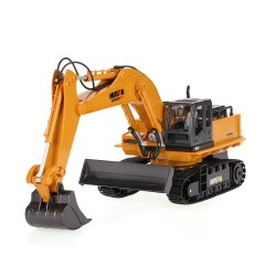 Huina 1510 1/14 RC Alloy Excavator Engineering Truck RTR