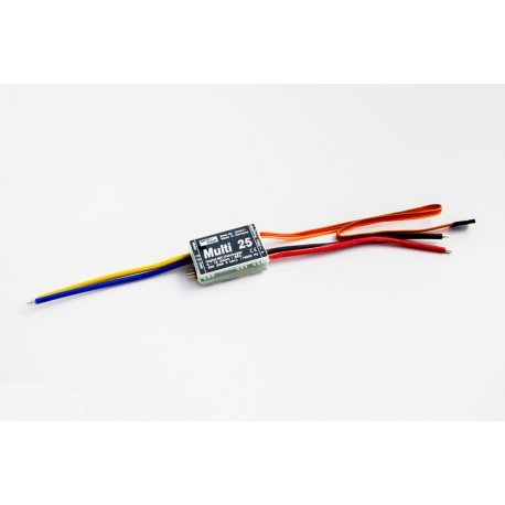 Aero-Naut ESC with Reversing Polarity 25A