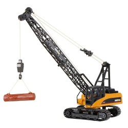 Huina 1572 1/14 RC Tower Crane Truck RTR