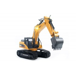 Huina 1580 1/14 RC Full Alloy V2 Excavator 23CH (VERSION 3.0) RTR