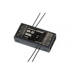 Graupner GR-32 Dual 2.4Ghz HoTT
