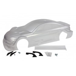 FG BMW M4 1/5 Body Shell for 530/535 mm Wheelbase Clear