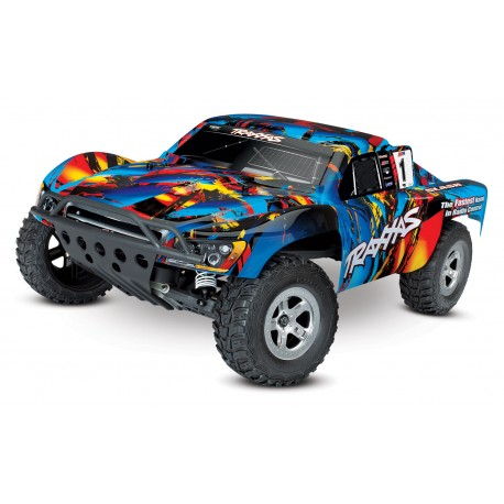 Traxxas Slash 1/10 Scale Electric 2WD Short-Course Truck