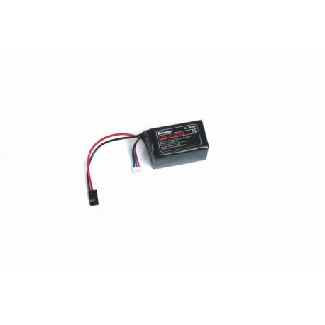 Graupner 2S2P Receiver Battery LiFe2 1800mAh 6,6 V