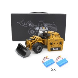 Huina 1583 FM Electrics 1/14 RC Full Metal Wheel Loader RTR