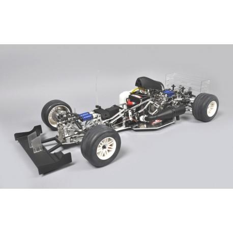 FG Formula 1 Competition 2WD Zenoah 26cc 1/5 Clear Body