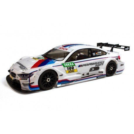 FG BMW M4 1/5 Body Shell for 530/535 mm Wheelbase Painted with Decals