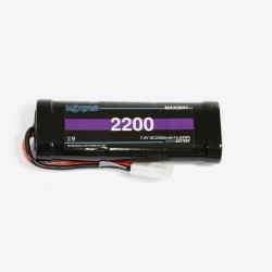 MAXPRO Battery  Ni-MH SC 7,2V 2200mAh Tamiya