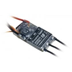 Graupner ESC Brushless Control +T 18 SBEC with Telemetrie XT-60