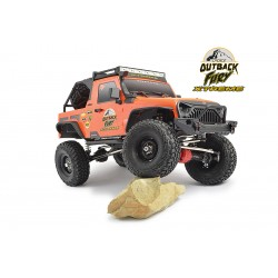 FTX Outback Fury Xtreme 4x4 Trail Crawler Roller ARTR