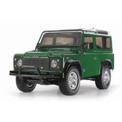 Tamiya Rc Land Rover Defender 90 Kit